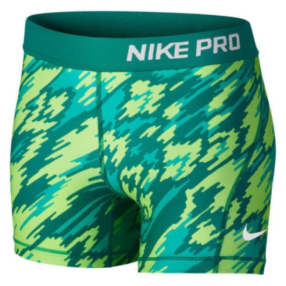 80fa4122e3 Nike Bottoms | Girls Pro Cool Compression Training Shorts | Poshmark